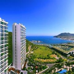 Отель Serenity Coast All Suite Resort Sanya пляж