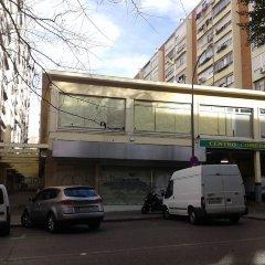 Отель Norte de Madrid Barrio del Pilar парковка