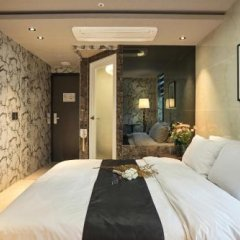 Отель MG Hotel Jonggak Южная Корея, Сеул - отзывы, цены и фото номеров - забронировать отель MG Hotel Jonggak онлайн комната для гостей фото 3