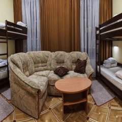 Хостел Берлога комната для гостей