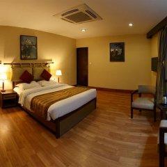 Отель Indreni Himalaya Непал, Катманду - отзывы, цены и фото номеров - забронировать отель Indreni Himalaya онлайн комната для гостей фото 4