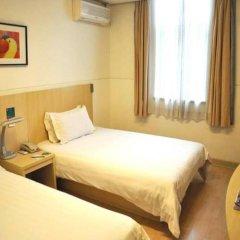 Отель Jingjiang Inn Xi'an Jianguomen комната для гостей