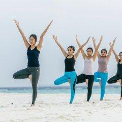 Отель Kihaa Maldives Island Resort фитнесс-зал
