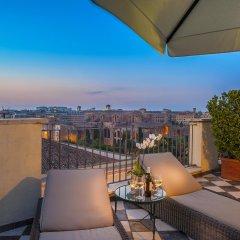 Отель Nord Nuova Roma балкон