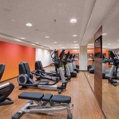 Отель Residence Inn By Marriott City East Мюнхен фитнесс-зал фото 2