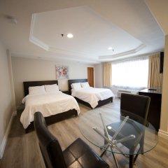 Отель Wilshire Crest Hotel США, Лос-Анджелес - отзывы, цены и фото номеров - забронировать отель Wilshire Crest Hotel онлайн комната для гостей фото 4
