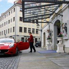 Отель Bülow Palais Германия, Дрезден - 3 отзыва об отеле, цены и фото номеров - забронировать отель Bülow Palais онлайн парковка