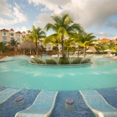 Отель Occidental Caribe - All Inclusive Доминикана, Игуэй - отзывы, цены и фото номеров - забронировать отель Occidental Caribe - All Inclusive онлайн бассейн фото 2