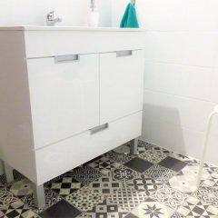 Отель D WAN 3 Peniche Португалия, Пениче - отзывы, цены и фото номеров - забронировать отель D WAN 3 Peniche онлайн ванная