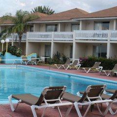 Отель Club Ambiance - Adults Only Ямайка, Ранавей-Бей - отзывы, цены и фото номеров - забронировать отель Club Ambiance - Adults Only онлайн бассейн