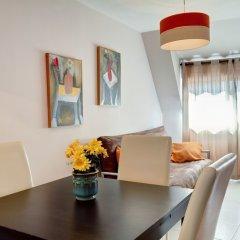 Отель Aptos Duerming Portonovo Pico удобства в номере