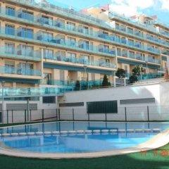Отель AP Costas - Nova Calpe бассейн