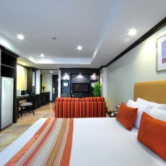 Отель Grand President Bangkok комната для гостей