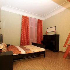 Апартаменты Apart Lux Померанцев комната для гостей фото 4