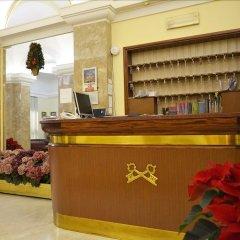 Hotel Igea Рим интерьер отеля фото 3