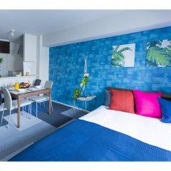 Отель Residence Hotel Hakata 7 Япония, Хаката - отзывы, цены и фото номеров - забронировать отель Residence Hotel Hakata 7 онлайн комната для гостей