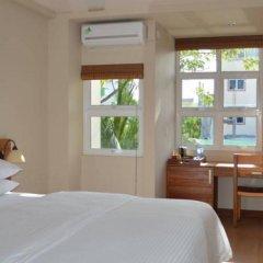 Отель Maakanaa Lodge комната для гостей фото 2