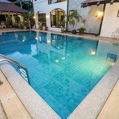 Отель Nida Rooms Cozy Beach Jomtien бассейн