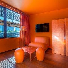 Отель Off Paris Seine комната для гостей фото 3