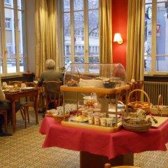 Отель Hôtel du Simplon Франция, Лион - отзывы, цены и фото номеров - забронировать отель Hôtel du Simplon онлайн питание