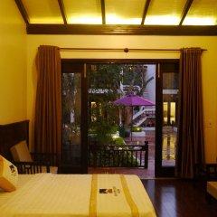 Отель Hoi An Phu Quoc Resort комната для гостей фото 2