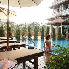 Отель Suvarnabhumi Suite Бангкок с домашними животными