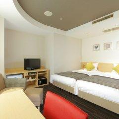 Hotel MyStays Utsunomiya Уцуномия комната для гостей фото 2