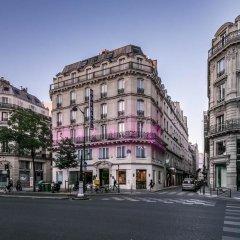 Отель Marais Grands Boulevards Париж