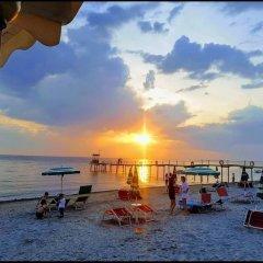 Hotel Keshtjella пляж фото 2