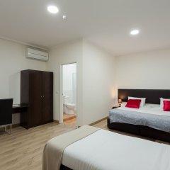 Отель Universo Romântico Guesthouse & Spa комната для гостей