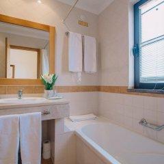 Quinta dos Poetas Nature Hotel & Apartments ванная фото 2