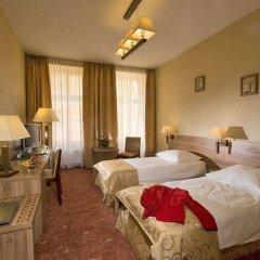 Отель Patio Hotel Польша, Вроцлав - отзывы, цены и фото номеров - забронировать отель Patio Hotel онлайн комната для гостей фото 4