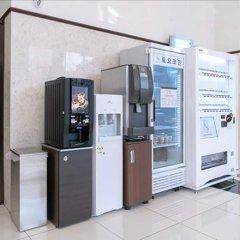 Отель Toyoko Inn Seoul Dongdaemun No.2 банкомат