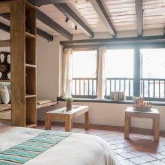 Отель Peacock Guest House Непал, Лалитпур - отзывы, цены и фото номеров - забронировать отель Peacock Guest House онлайн комната для гостей фото 3