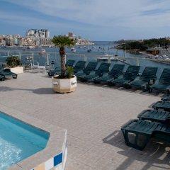 Blubay Apartments by ST Hotel Гзира бассейн