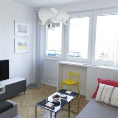 Апартаменты Warsawrent Apartments Centralna комната для гостей фото 3