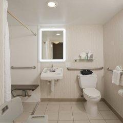 Отель Holiday Inn Washington-Central/White House США, Вашингтон - отзывы, цены и фото номеров - забронировать отель Holiday Inn Washington-Central/White House онлайн ванная фото 2