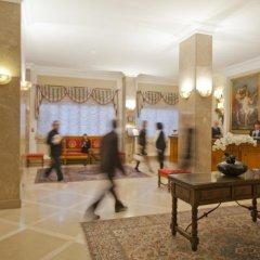 Palace Hotel Бари интерьер отеля