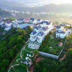 Отель Dalat De Charme Village Resort Далат пляж