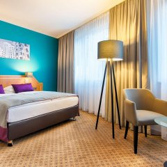 Leonardo Hotel Düsseldorf City Center комната для гостей фото 4