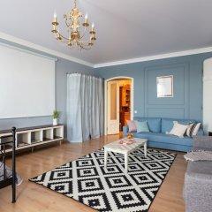 Гостиница City Of Rivers Kutuzova Embankment комната для гостей фото 4