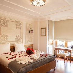 Burckin Suleymaniye Турция, Стамбул - отзывы, цены и фото номеров - забронировать отель Burckin Suleymaniye онлайн комната для гостей фото 2