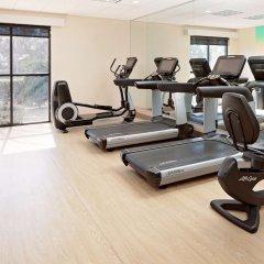Отель Hyatt Place Ontario / Rancho Cucamonga фитнесс-зал