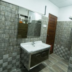 Metro City Hotel ванная