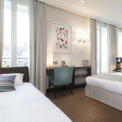 Отель Montfleuri Hotel Франция, Париж - 1 отзыв об отеле, цены и фото номеров - забронировать отель Montfleuri Hotel онлайн комната для гостей фото 2
