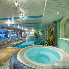 Отель Wellnesshotel Glanzhof Марленго бассейн фото 3