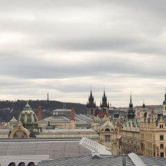 Prague Marriott Hotel балкон