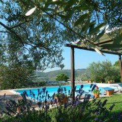 Отель Agriturismo Il Monte Монтоне бассейн фото 2