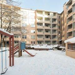 Отель Hiisi Homes Helsinki Sörnäinen детские мероприятия фото 2