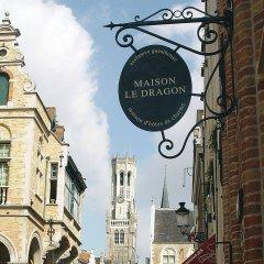 Отель B&B Maison le Dragon фото 4